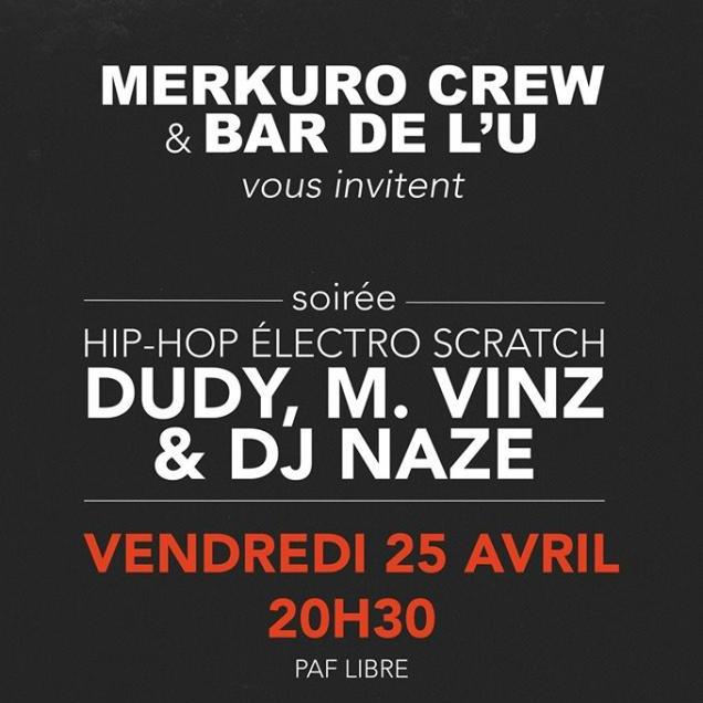 Live Mix @ Bar de L'U - Besançon