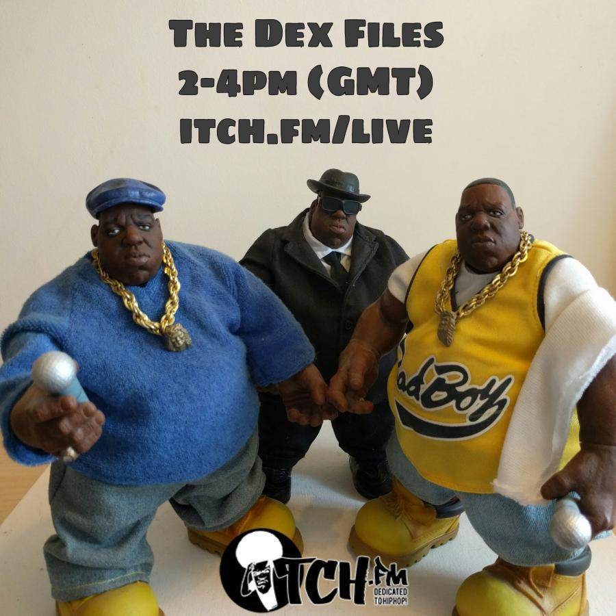 The DeX Files Ep. 134 (B.I.G. B'day Special) (22/05/2016)
