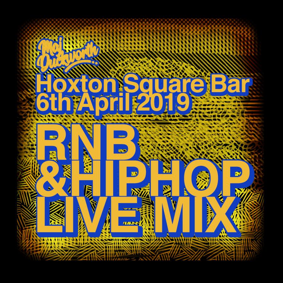 Hoxton Square Bar 06.04.19