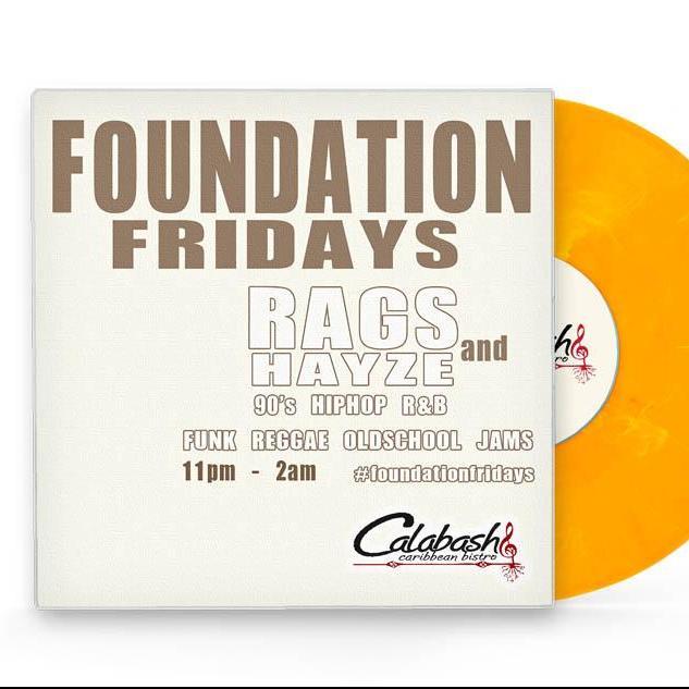 Foundation Fridays Oldschool Set