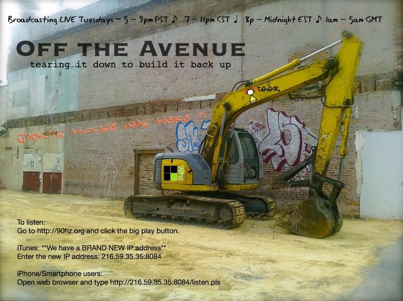 7/20/10 Off the Avenue