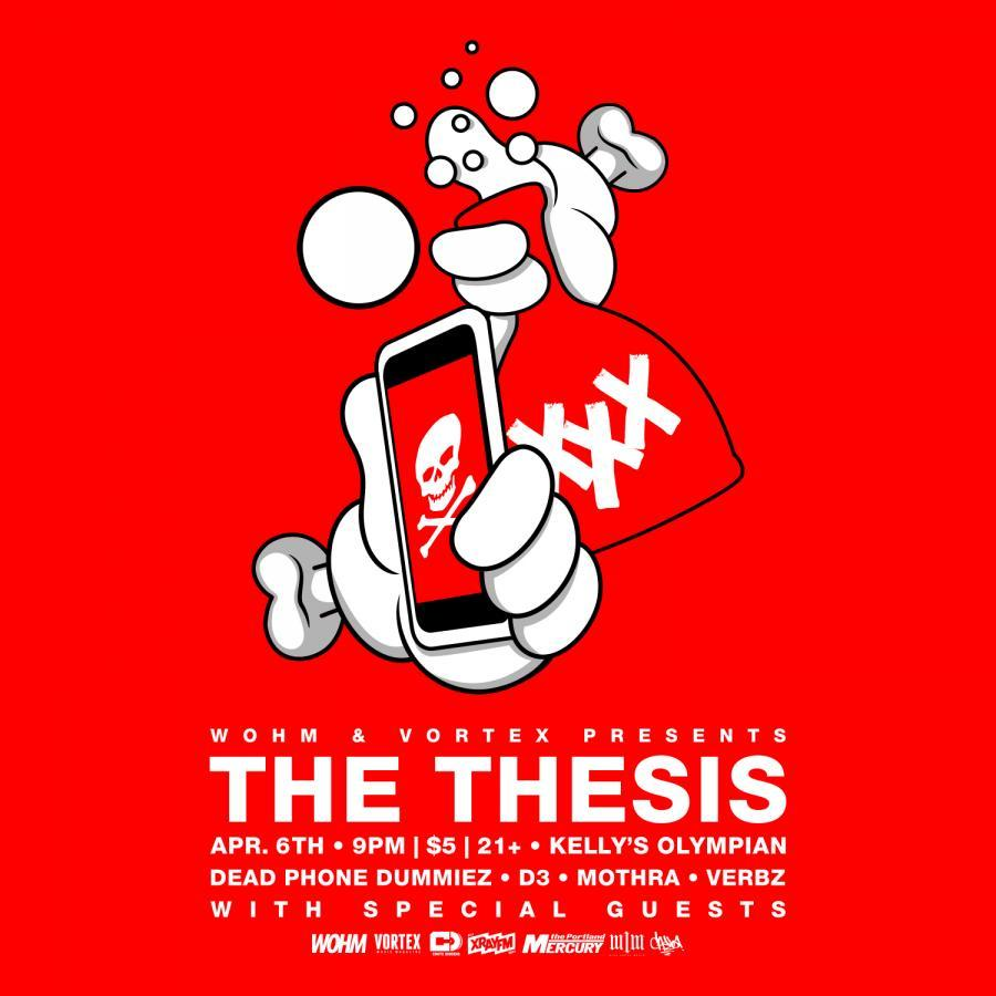 The Thesis // April 2017