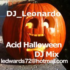 Acid Halloween Mix 28/10/2017
