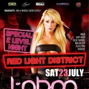 Taboo, 23rd July 2011 12am-1.30am