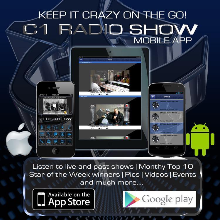 C1 Radio Show - Hot 3:16 Mix