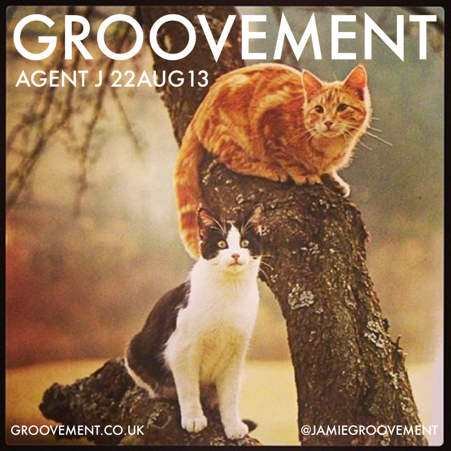 Groovement Radio 22AUG13
