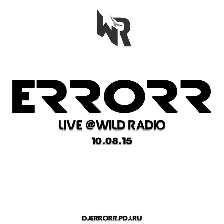 Live @Wild Radio (10.08.15)