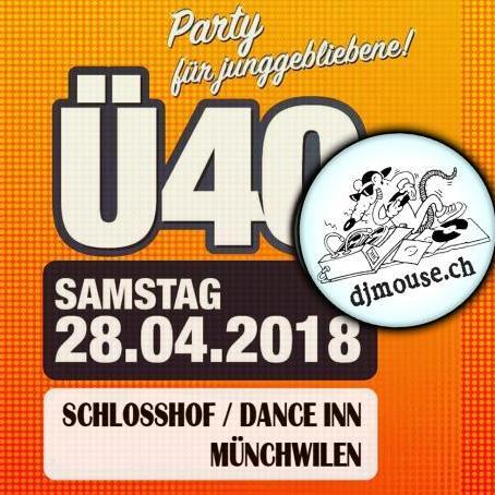 Ü40-Party / 28.04.2018