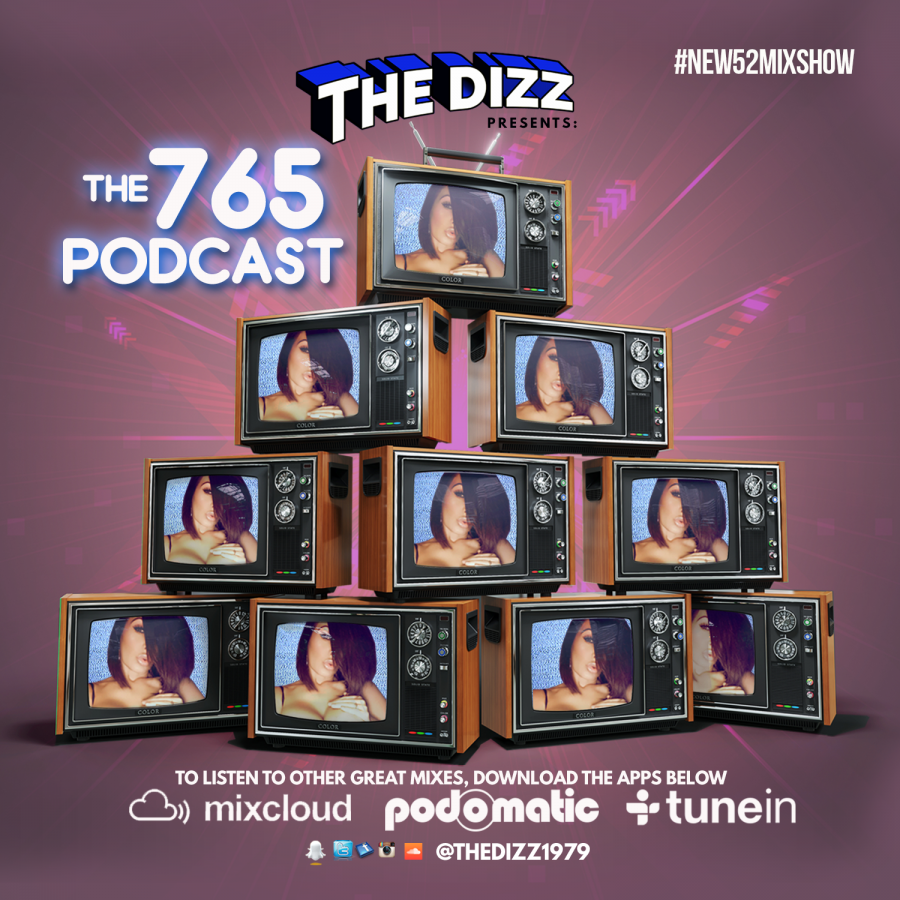 The 765 Podcast 3 #new52mixshow