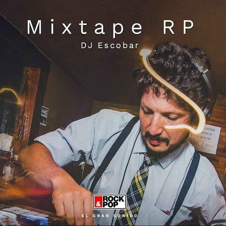 #EscobarElMix (Indie, Pop & Psicodelia, edición fiestas Patrias), set para #MixtapeRP de @rockandpo