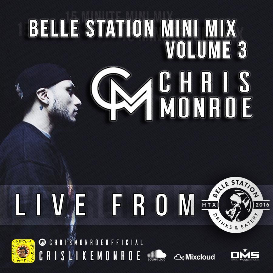 Chris Monroe - chrislikemonroe - Serato DJ Playlists