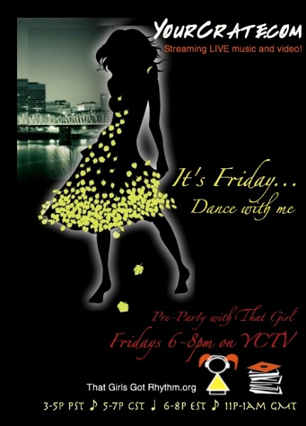 100110 Friday Night Sessions on YourCrateTV