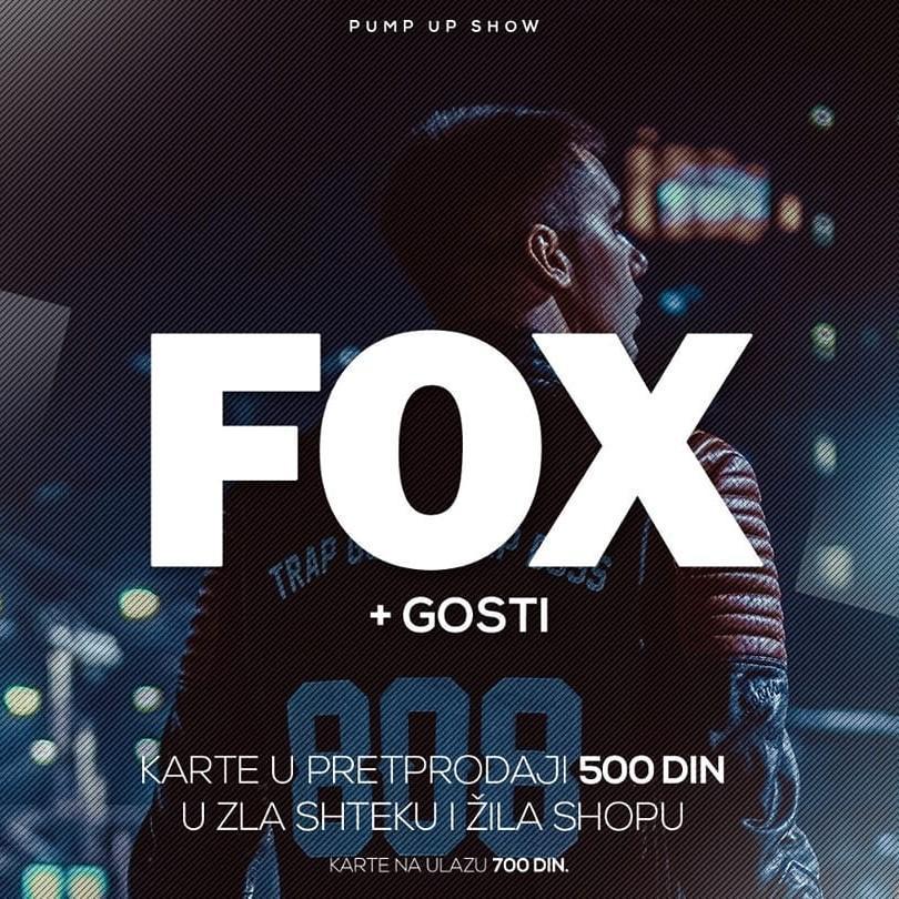 Fox Pump Up Show