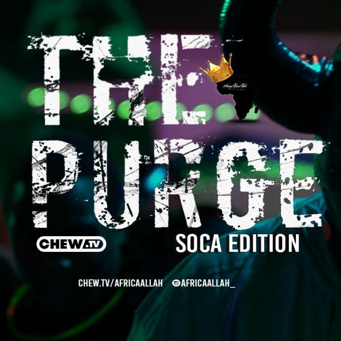 The Purge Soca Edition
