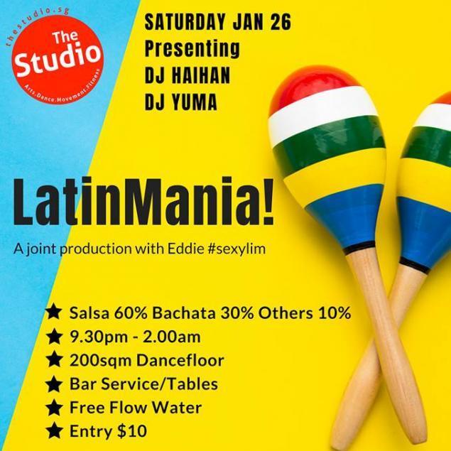 LatinMania!