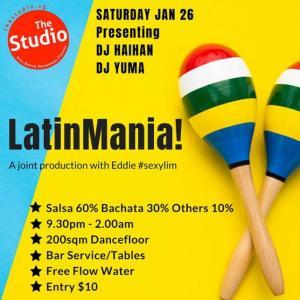 Salsa playlists by Serato DJs