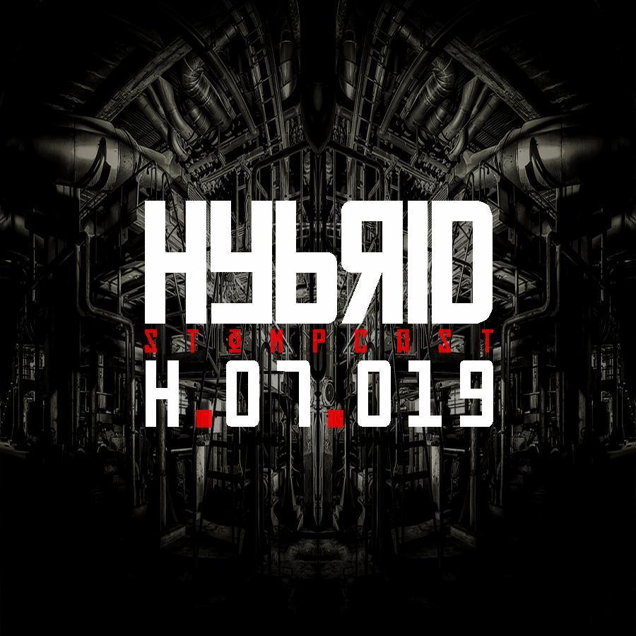 HYBRID // Stompcast H.07.019