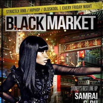 Black Market, 29th July 2011 10pm-11pm