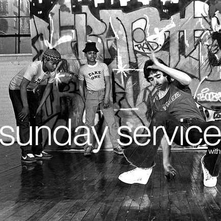 Sunday Service 11/27/11