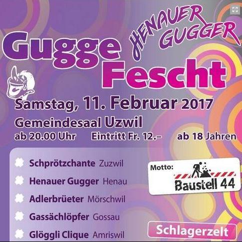 HGF Schlagerzelt - 11.02.2017