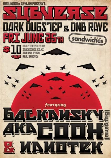 Subverse ft. Balkansky (BG)