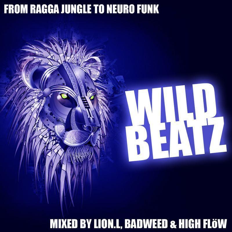 Dj Badweed & Lion L - WIld Beatz 2 - 27-03-2020