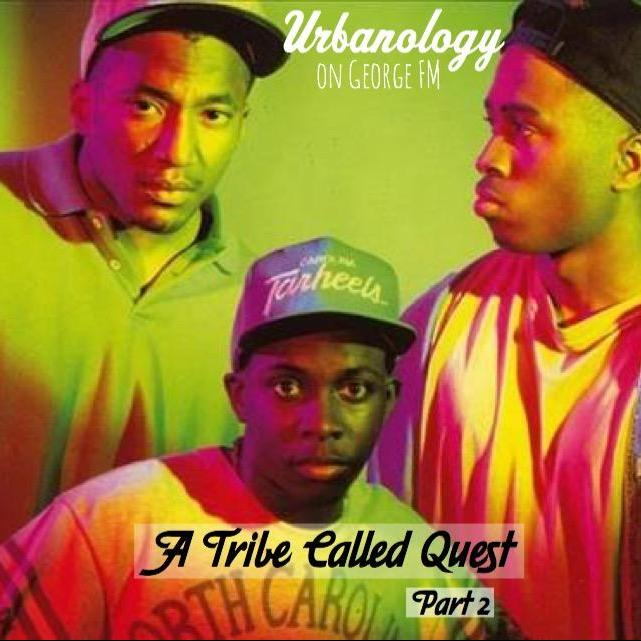 URBANOLOGY - 28/09/15 - A Tribe Called Quest - Part Two
