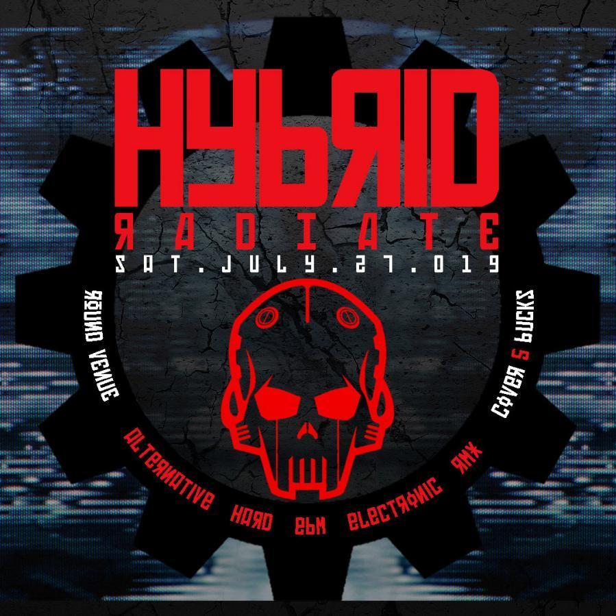 HYBRID // Radiate