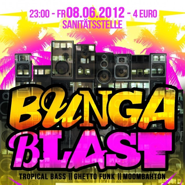 BUNGA BLAST Warm Up & Afterparty
