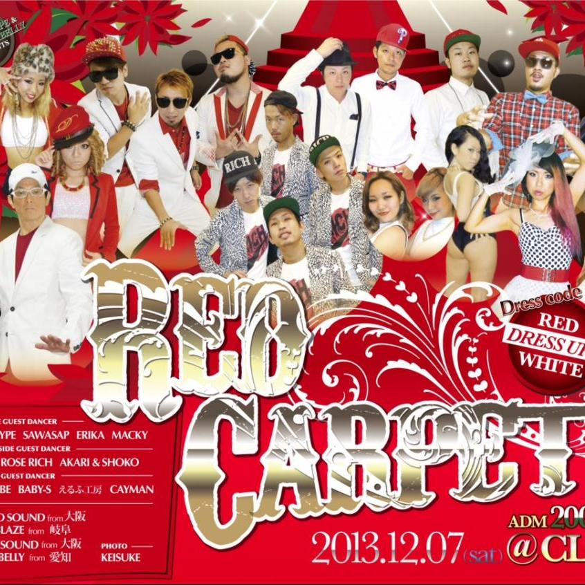 Live CD / 2013.12.7.SAT. / Pt.2, 3:30~4:15am / RED CARPET@REON 愛知県刈谷市