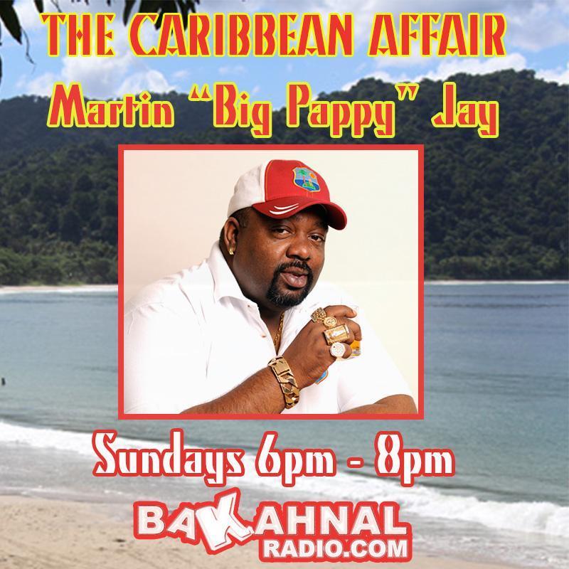 Caribbean Affair 10th May