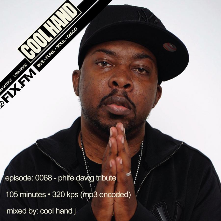 Adventures of Commander Cool Hand - Episode 68 - Phife Dawg Tribute