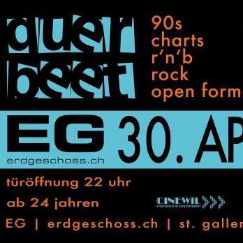 EG Erdgeschoss - Querbeet 30.04.2016