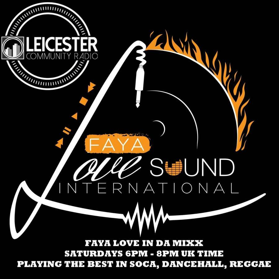 Faya Love In Da Mixx 16/09/2017