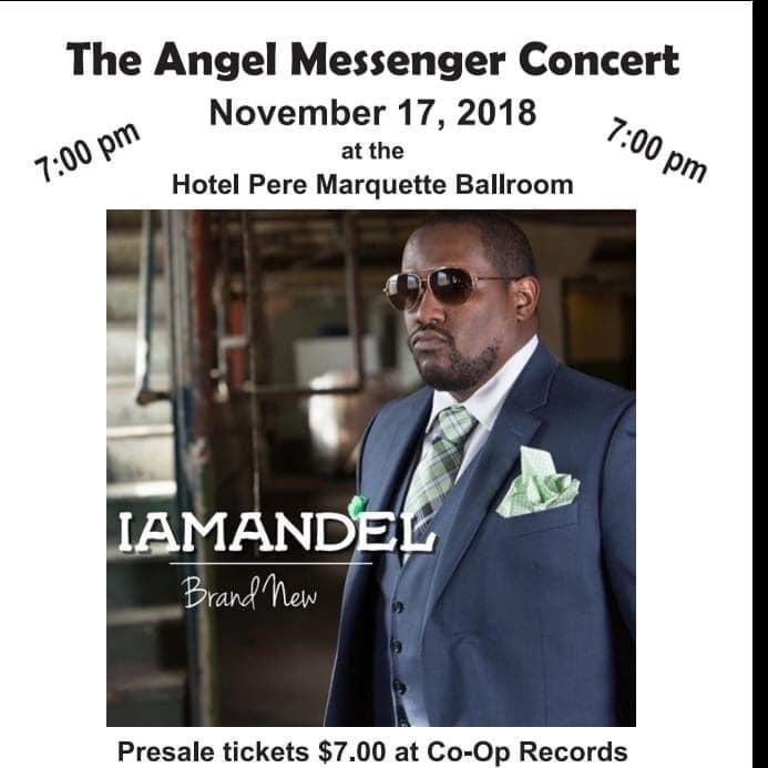 IAmAndel Album Release Concert