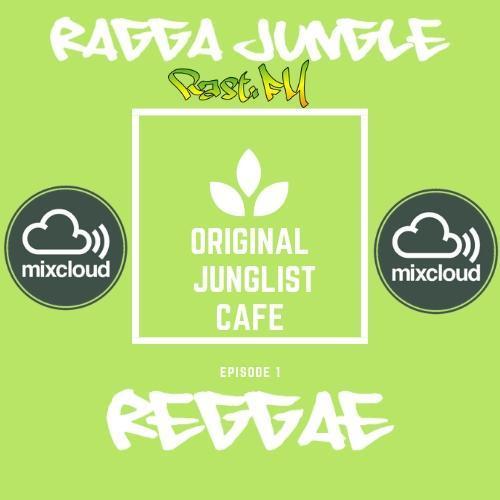 Original Junglist Cafe EP 1
