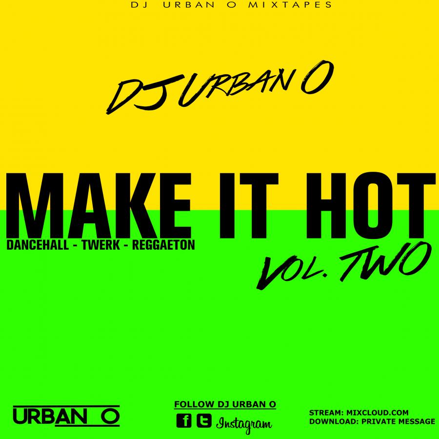 Make It Hot Vol. 2 (2015)