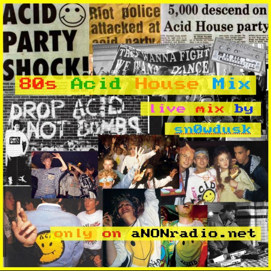 2017-07-09 / 80s Acid House Mix