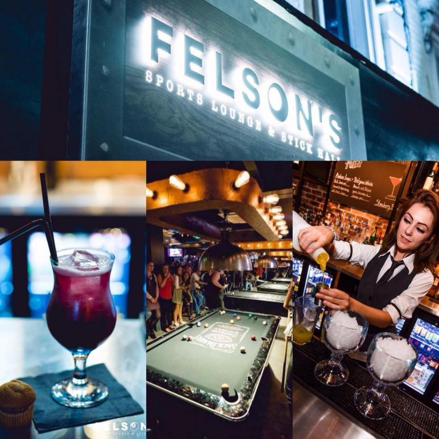 Felson's, Bournemouth 15/12/2017