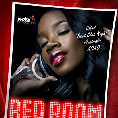 Red Room, 30th July 2011 8pm-10pm