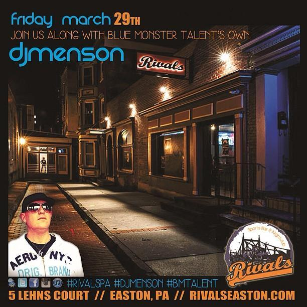 3/29/13 @ Rivals (Easton, Pa)