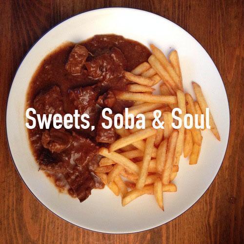 Sweets, Soba & Soul OST