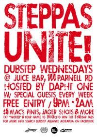12/05/2010 - Steppas Unite!