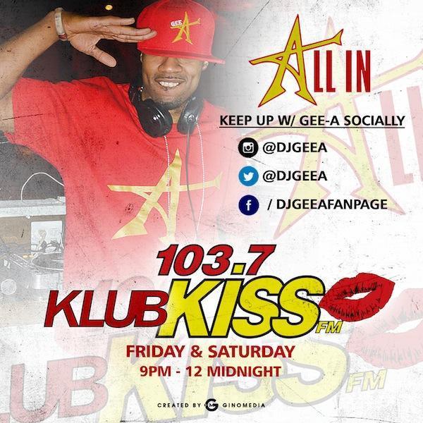 KLUB KISS 12-11-15