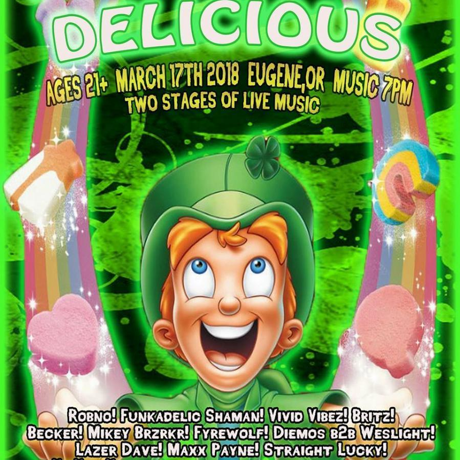 LIVE at Magically Delicious 2018