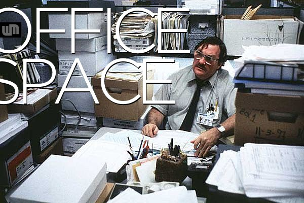 OFFICE SPACE - 4/27/10