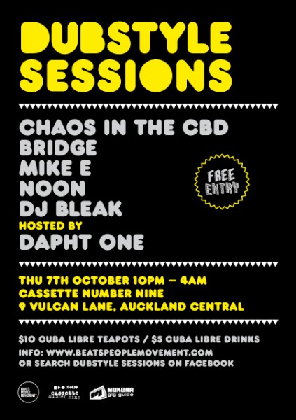 Dubstyle Sessions - 8/10/10