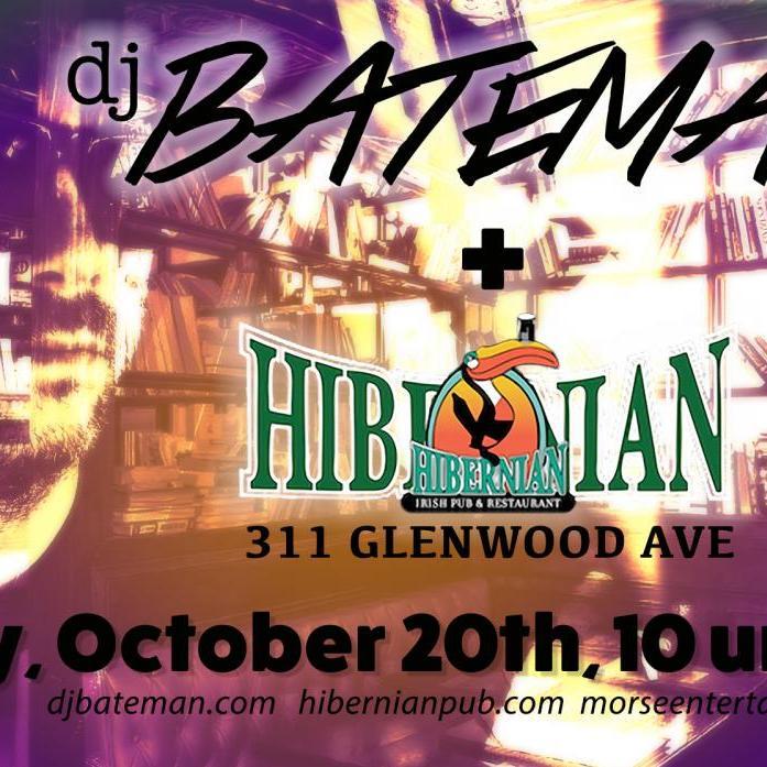 Hibernian Pub (Glenwood South) - October 20th, 2017
