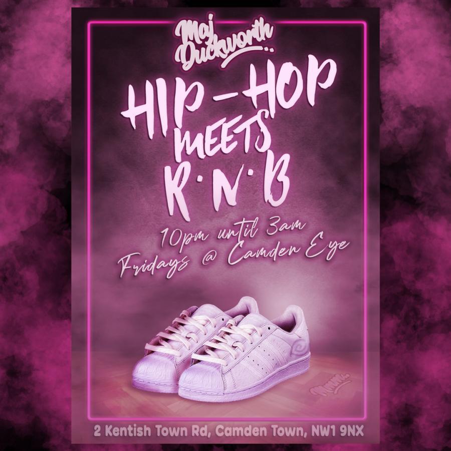 HIP-HOP Meets R'N'B : Unplanned 90's R&B