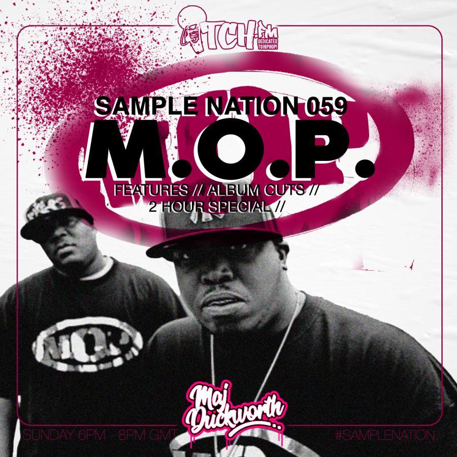 SAMPLE NATION 059 // M.O.P. SPECIAL